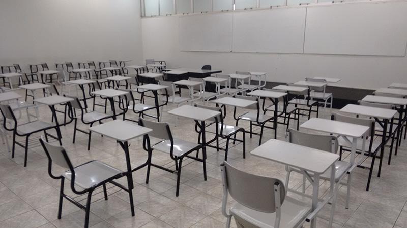 Sala de aula FGP