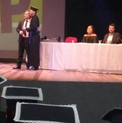 Colação de Grau dos cursos de Administração e Sistemas de Informação, Turmas 2017