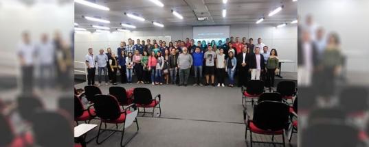 Aula Magna com o professor da USP Antônio Rentes