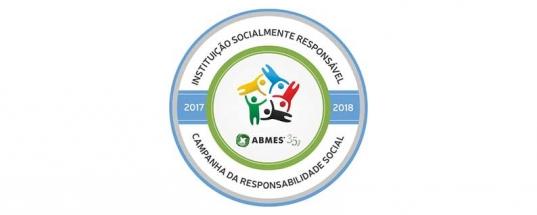 FACULDADE FGP RECEBE O SELO DE INSTITUIÇÃO SOCIALMENTE RESPONSAVEL – ABMES!